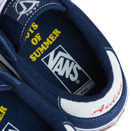 【国内5月27日発売予定】ボーイズ オブ サマー × バンズ ローワン プロ LTD & スケート オールドスクール LTD & ヴァリクス WC