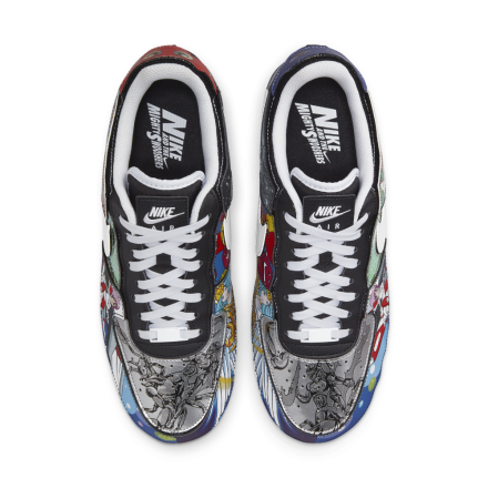 NIKE AF 1 BY 1 LOW NIKE AND THE MIGHTY SWOOSHERS DM5441 001 5