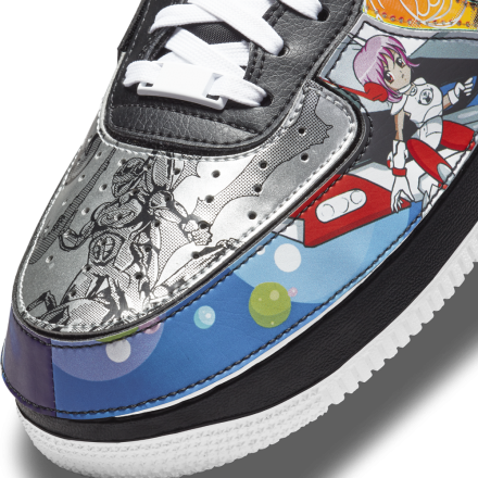 NIKE AF 1 BY 1 LOW NIKE AND THE MIGHTY SWOOSHERS DM5441 001 7