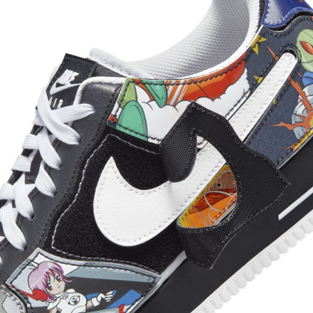 NIKE AF 1 BY 1 LOW NIKE AND THE MIGHTY SWOOSHERS DM5441 001 8