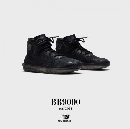 【国内7月15日発売予定】ニューバランス BB9000 B1 ブラック(BB9000B1)