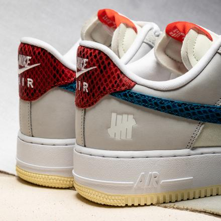 undefeated nike air force 1 low DM8461 001 4