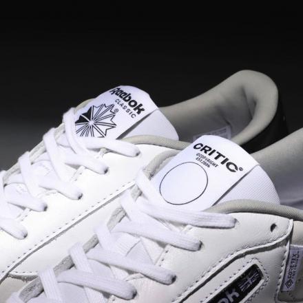 【国内9月15日発売予定】クリティック × リーボック クラシック クラブ C 85 GTX ホワイト(GX8537)