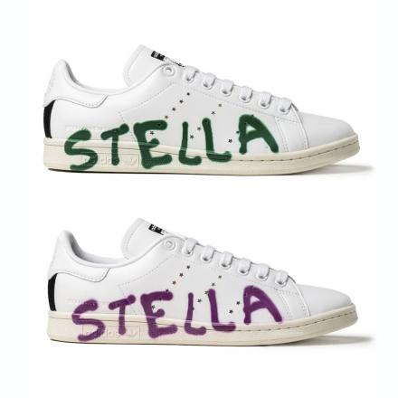 ステラ・マッカートニー × アディダス オリジナルス ステラ#スタンスミス