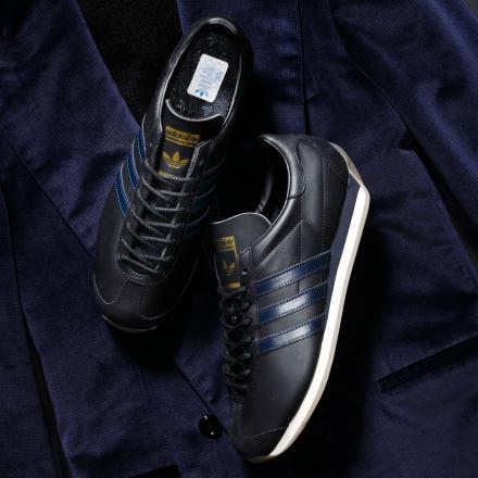 ユナイテッドアローズ × アディダス オリジナルス カントリー OG UA ブラック(M22299)