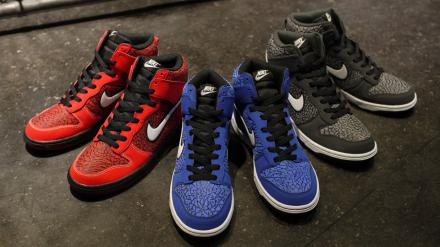NIKE DUNK HIGH 08 ELEPHANT PACK