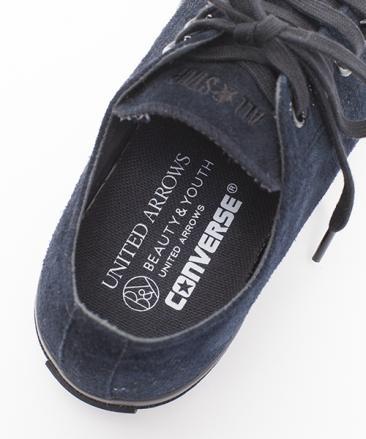 【7月発売予定・先行予約開始】 ユナイテッドアローズ × コンバース オールスター 25周年記念モデル