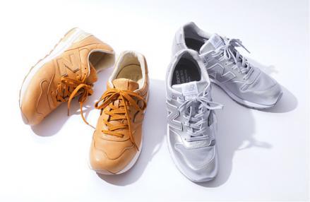 【国内8月8日発売予定】 ユナイテッドアローズ × ニューバランス996 & 1400
