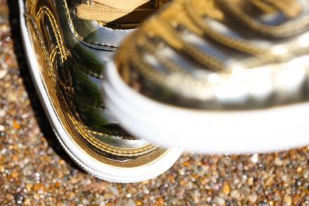 【国内6月26日発売】 ナイキ ティエンポ '94 ミッド SP メタリックゴールド/セイル-メタリックゴールド(645330-770)
