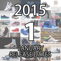 【更新】 2015年1月発売予定スニーカーまとめ