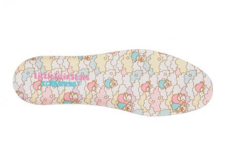キキ&ララ × コンバース オールスター スリップ OX 全2色