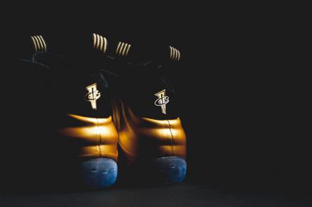 【国内3月14日発売予定】 ナイキ エア フォームポジット ワン メタリック ゴールド/メタリック ゴールド-ブラック(314996-700)
