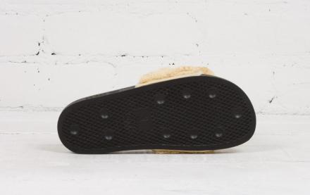 アディダス オリジナルス バイ ジェレミースコット アディレッタ テディ (B27135)