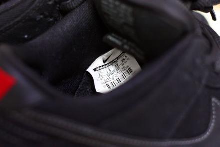 【国内8月4日発売予定】 リーバイス × ナイキ ダンク ロー プロ SB ブラック/ブラック(573901-001)