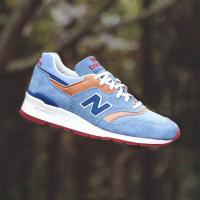 ニューバランス M997DOL ライト ブルー/ナチュラル