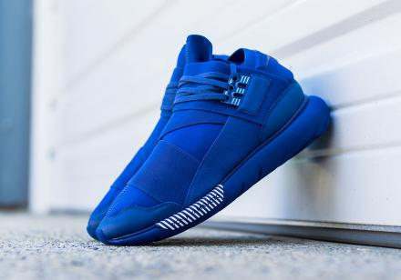 ADIDAS Y 3 QASA HIGH ROYAL 1