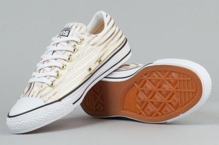 【リーク】 フラグメント デザイン × コンバース CONS CTAS PRO ホワイト/ゴールド