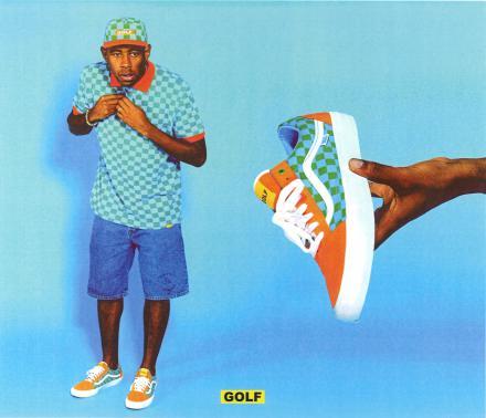 【8月29日発売予定】 ゴルフ・ワン × バンズ シンジケート オールド スクール 全4色