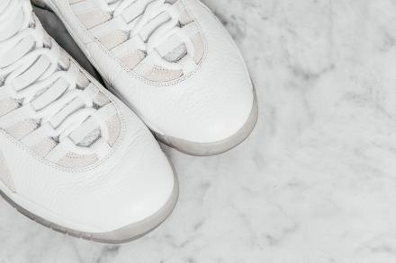【海外9月12日発売予定】 ドレイク × ナイキ エアジョーダン10 OVO サミット ホワイト/メタリック ゴールド-ホワイト(819955-100)