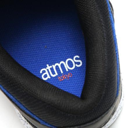 【国内9月19日発売予定】 アトモス × リーボック クラシック ベンチレーター CN ブラック/ロイヤル(AQ9022)