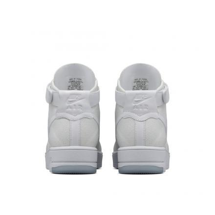 【直リンク・国内1月28日発売予定】 ナイキ エア フォース 1 ウルトラ フライニット ホワイト/ホワイト(817420-100)