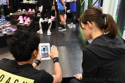 【フォトレポート】 ナイキ、東京にランニングサービスの専門店「NIKE+ RUN CLUB OMOTESANDO」5月28日オープン