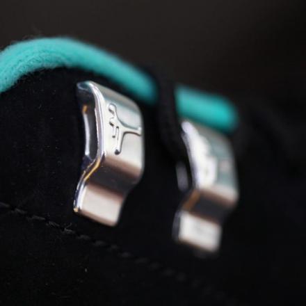 【海外7月2日発売予定】ナイキ エアジョーダン12 レトロ GG ブラック/メタリック シルバー-ハイパー ジェイド(510815-017)