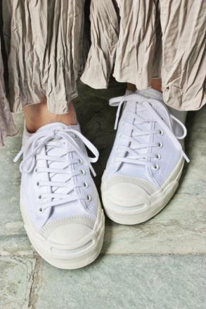 エディフィス × コンバース ジャックパーセル & オールスター ブラン&ノワール パック