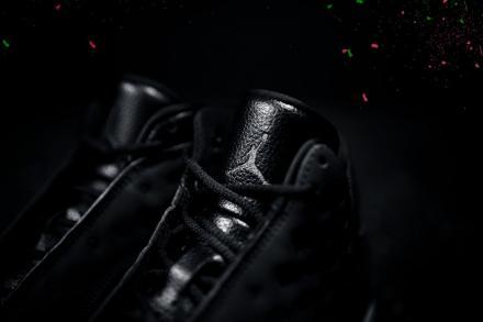 【国内1月28日発売予定】 ナイキ エアジョーダン13 レトロ GG ブラック/アンスラサイト-アンスラサイト-ハイパー ピンク-ホワイト(439358-009)