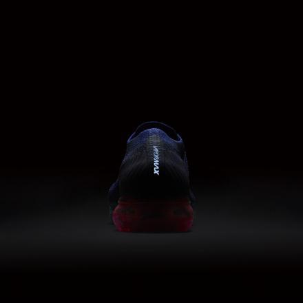 """【国内6月1日発売予定】 ナイキラボ エア ヴェイパーマックス フライニット """"BETRUE """" ディープ ロイヤル ブルー/コンコルド/ピンク ブラスト/ホワイト(883275-400)"""
