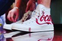 【発売日未定】 コカ・コーラ × キス × コンバース チャックテイラー オールスター '70