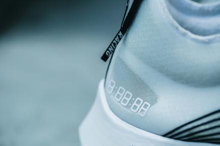【国内9月28日発売予定】 ナイキラボ ズーム フライ SP ホワイト/ブラック-サミット ホワイト(AA3172-101)