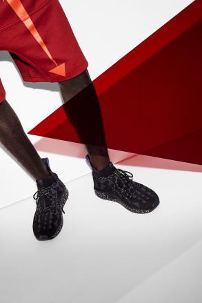 【国内2月24日発売予定】 ナチュレル × プーマ スウェード & ツギ エヴォニット ソック & ブレーカ ブーツ