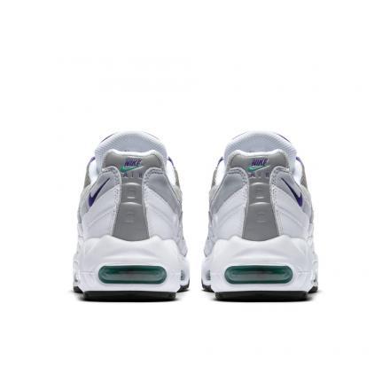 【販売開始】 ナイキ エアマックス95 グレープ ホワイト/コート パープル-エメラルド グリーン(307960-109)