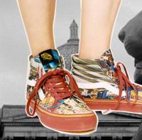 【国内3月23日発売予定】 ヴィヴィアン・ウエストウッド アングロマニア × バンズ スケートハイ 全2色