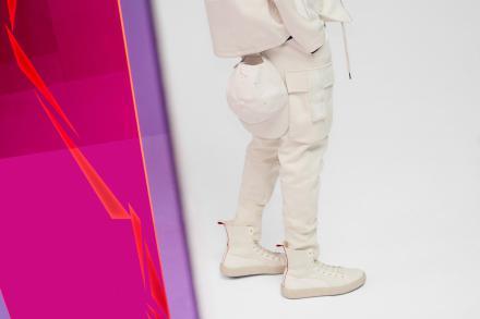 【国内4月7日発売予定】 ナチュレル × プーマ スウェード & ツギ エヴォニット ソック & ブレーカ ブーツ 第二弾