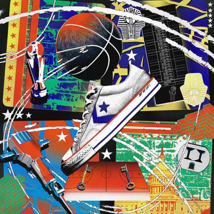 【海外4月14日~6月発売予定】 ナイキ & ジョーダンブランド & コンバース アート・オブ・ア・チャンピオン コレクション
