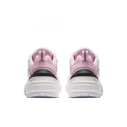 【国内10月13日再販予定】 ナイキ ウィメンズ M2K テクノ ピンク フォーム/ブラック-ファントム ホワイト(AO3108-600)