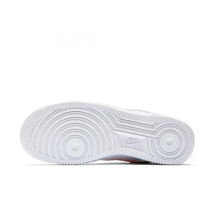 ナイキ ウィメンズ エアフォース1 '07 ホワイト/オラクル ピンク-ホワイト(AH0287-102)