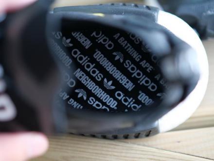【国内1月2日/4月19日発売予定】 ネイバーフッド × ア・ベイシング・エイプ × アディダス オリジナルス NMD TS1 ブラック(EG0936)