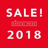 【セール情報】 2018 ウィンター クリアランスセール