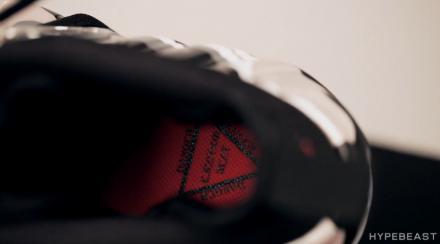【国内2月9日発売予定】 ナイキ エアフォームポジット ワン ブラック/ハイパーレッド-ダークグレー-ホワイト(575420-001)