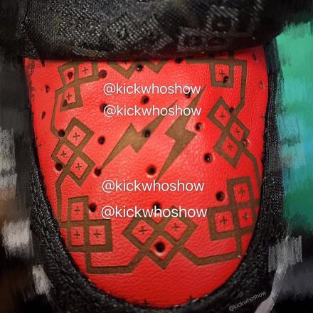 【国内11月22日先行/海外11月29日発売予定】 フラグメント デザイン × クロット × ナイキ エアフォース1 プレミアム ブラック/ユニバーシティ レッド-ホワイト(CZ3986-001)