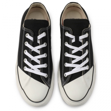 【国内5月18日/6月1日発売予定】リミ フゥ × コンバース オールスター 100 ブラック/ホワイト