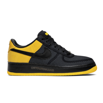 UNDEFEATED LIVESTRONG NIKE AIR FORCE 1 LOW SUPREME 318985 700